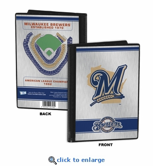 Milwaukee Brewers 4x6 Mini Photo Album