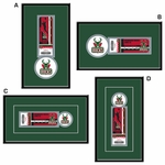 Milwaukee Bucks Single Ticket Frame
