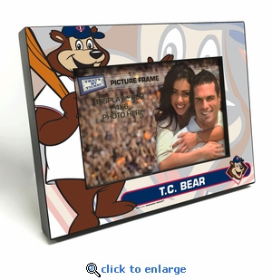 Minnesota Twins Mascot 4x6 Picture Frame - TC Bear