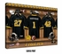 Missouri Tigers Personalized Football Locker Room Print