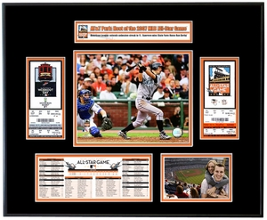 MLB - All Star Game Ticket Frames