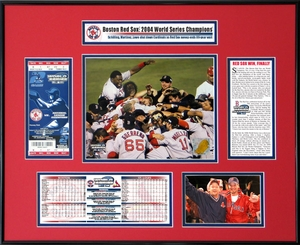 MLB - World Series Ticket Frames