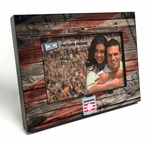 National Baseball Hall of Fame Black Wood Edge 4x6 inch Picture Frame