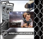 National Hockey League NHL 8x8 Scrapbook - Ticket & Photo Album