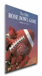NCAA Bowl Game Program Cover Art