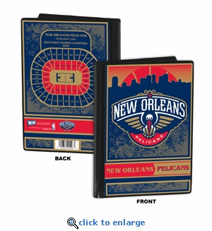 New Orleans Pelicans 4x6 Photo Album / Brag Book