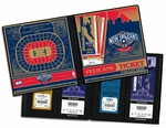 New Orleans Pelicans Ticket Album