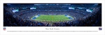 New York Giants - 50 Yard Line - Panoramic Photo (13.5 x 40)