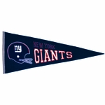 New York Giants Throwback Wool Pennant (13 x 32)