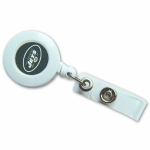 New York Jets Retractable Ticket Badge Holder