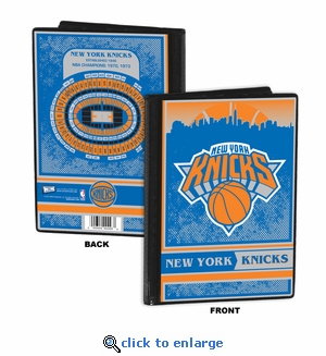 New York Knicks 4x6 Photo Album / Brag Book