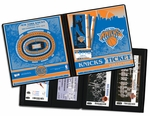 New York Knicks Ticket Album