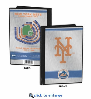 New York Mets 4x6 Mini Photo Album