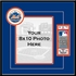 New York Mets 8x10 Photo Ticket Frame