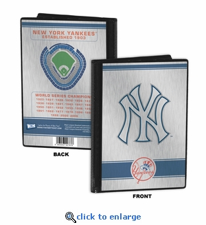 New York Yankees 4x6 Mini Photo Album