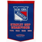 NHL Banners & Pennants