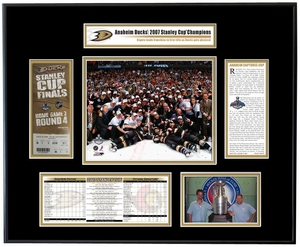 NHL - Stanley Cup Ticket Frames