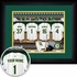 Oakland A's Personalized Locker Room Print
