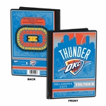 Oklahoma City Thunder 4x6 Photo Album / Brag Book