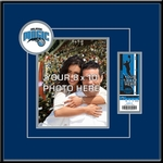 Orlando Magic 8x10 Photo Ticket Frame