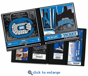 Orlando Magic Ticket Album