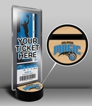 Orlando Magic Ticket Display Stand