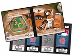 Personalized Baltimore Orioles Mascot Ticket Album - The Oriole Bird