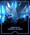 Personalized Concert Ticket Binder - Rock Cover