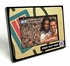 Los Angeles Clippers Personalized Black Wood Edge 4x6 inch Picture Frame