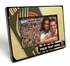 Portland Trail Blazers Personalized Black Wood Edge 4x6 inch Picture Frame