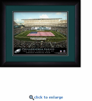 Philadelphia Eagles Personalized Lincoln Financial Field Print