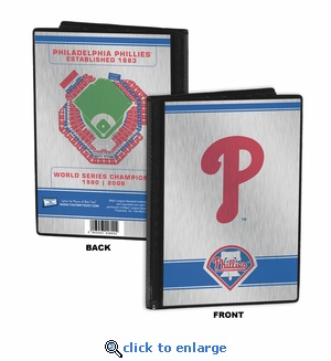 Philadelphia Phillies 4x6 Mini Photo Album