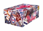 Philadelphia Phillies MLB Souvenir Gift Box / Photo Box