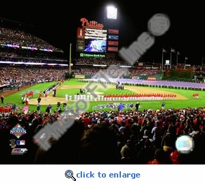 Phillies Citizens Bank Park Game 3 of the 2008 MLB World Series 8x10 Photo
