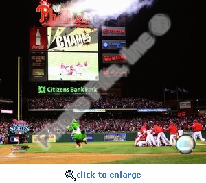 Phillies Citizens Bank Park Game 5 of the 2008 World Series 8x10 Photo