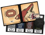 Arizona Coyotes Ticket Album
