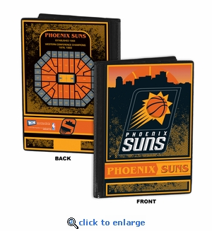 Phoenix Suns 4x6 Photo Album / Brag Book