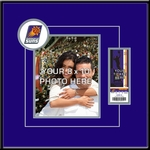 Phoenix Suns 8x10 Photo Ticket Frame