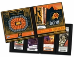 Phoenix Suns Ticket Album