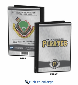 Pittsburgh Pirates 4x6 Mini Photo Album