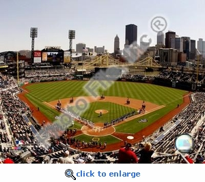 PNC Park 2008 Opening Day Pirates 8x10 Photo