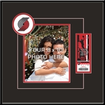 Portland Trail Blazers 8x10 Photo Ticket Frame