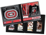 Portland Trail Blazers Ticket Album