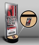 Portland Trail Blazers Ticket Display Stand
