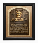 Ralph Kiner Baseball Hall of Fame Plaque Framed Print - Pittsburgh Pirates