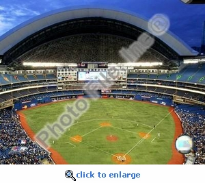 Rogers Centre 2006 Blue Jays 8x10 Photo