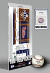 Roy Halladay 2010 NLDS Game 1 No-Hitter Mini-Mega Ticket - Philadelphia Phillies