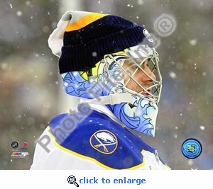 Ryan Miller 2008 Winter Classic 8x10 Photo