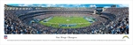 San Diego Chargers - Panoramic Photo (13.5 x 40)