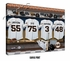 San Francisco Giants Personalized Locker Room Print